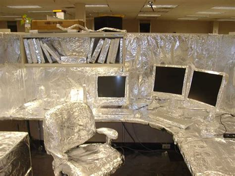 office desk pranks 50 ways to liven up your working day at the office the poke