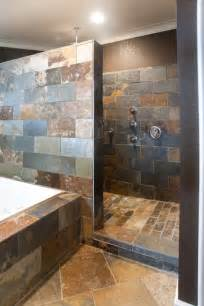 walk in bathroom shower ideas tile designs in walk in showers studio design