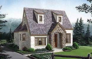 Small English Cottage House Plans by Architectural Designs