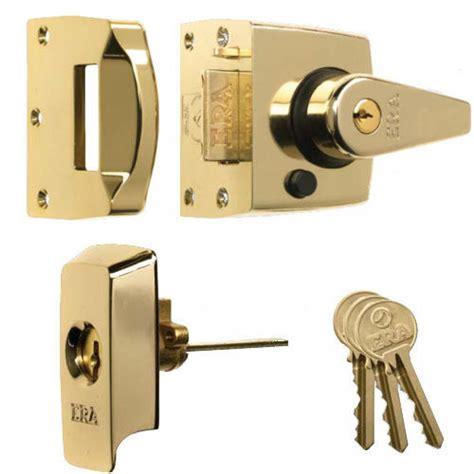 Era High Security B S Night Latch Front Door Yale Lock Front Door Locks Uk