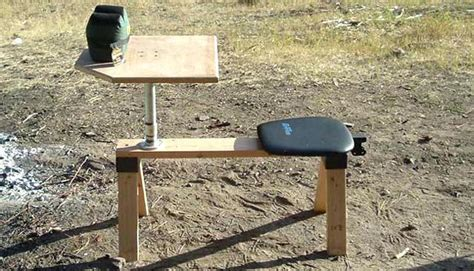how to build a rifle bench rest shooting benches for sale amarillobrewing co
