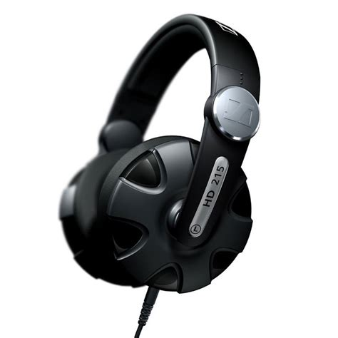 Headset Sennheiser Hd 215 sennheiser hd 215 ii