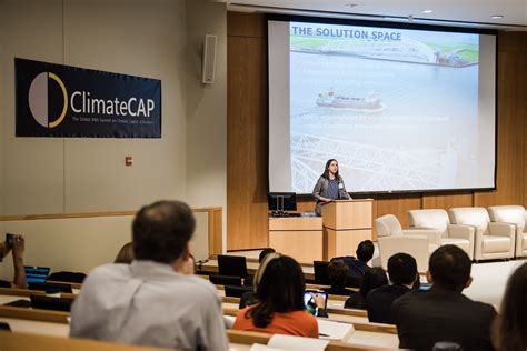 Mba Summit by Fuqua Hosts Climatecap Global Mba Summit To Discuss