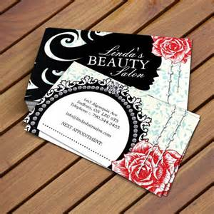 Hair Salon Business Cards Templates Free Hair Salon Business Card