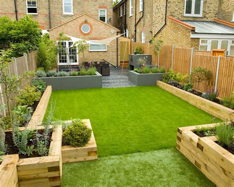 Railway Sleepers Garden Home Design Ideas Pictures Railway Sleeper Garden Ideas