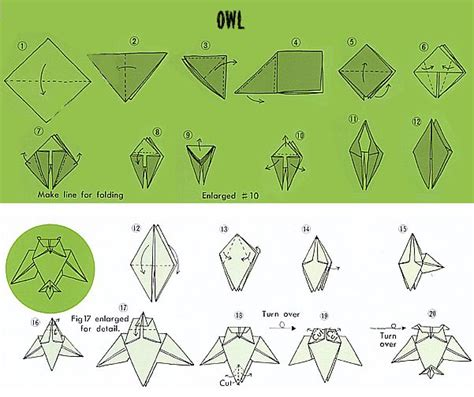 Make An Origami Owl - 35 best images about origami animals how to guide on