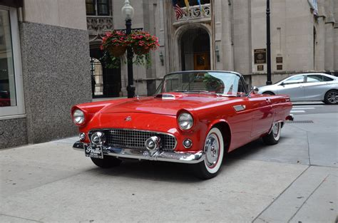 ford dealer chicago 1955 ford thunderbird stock ford for sale near chicago