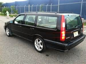 1998 Volvo V70 Transmission Problems Buy Used 1998 Volvo V70 T5 Stationwagon 5 Speed Manual