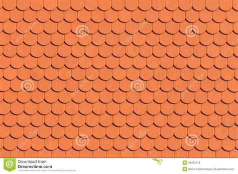 pattern roof tiles red roof tile pattern royalty free stock photo image