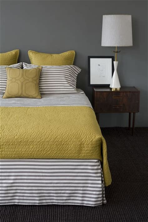 Mustard Bedding by Mustard And Grey Bedding Home