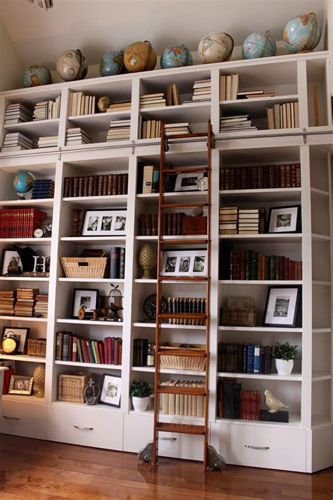 Home Interior Shelves by Home Libraly Interior Office Library Design Ideas How To