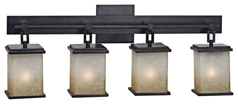 Arts And Crafts Bathroom Lighting Corteo Collection Four Light Bath Light Fixture Modern Bathroom Vanity Lighting