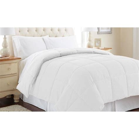 down comforter queen queen down alternative reversible comforter best price
