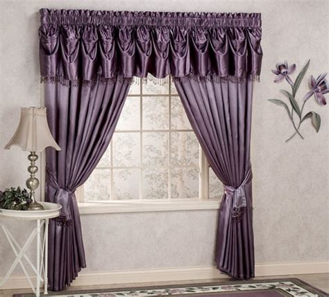 Purple Valances For Windows Ideas 50 Window Valance Curtains For The Interior Design Of Your Home