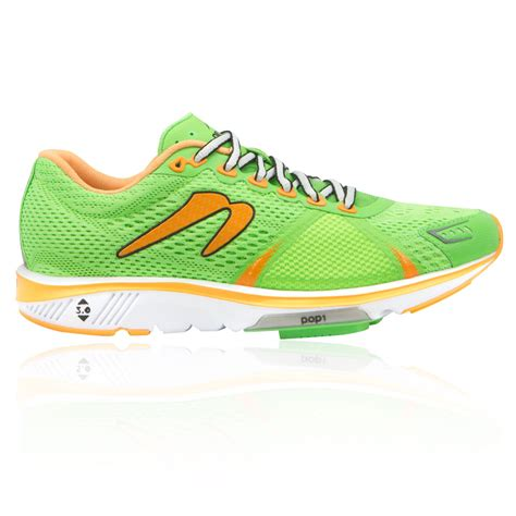 newton sneakers newton gravity v womens green sneakers running road sports