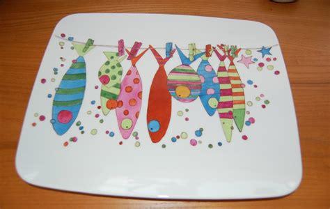 Peinture Sur Porcelaine Les Dudu En Mar Quot Chti Quot Nique