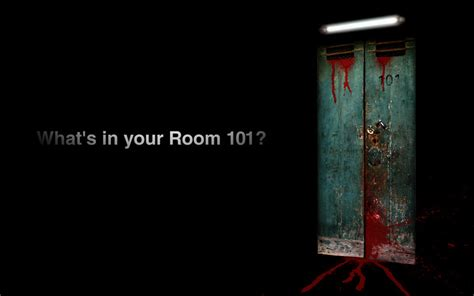 What Is Room 101 In 1984 by Room 101 By Tomexx On Deviantart