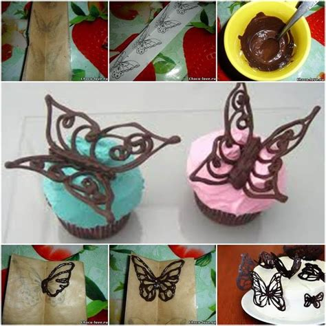 Chocolate Butterfly Decorations by 17 Best Images About Cakes Mania On Hello