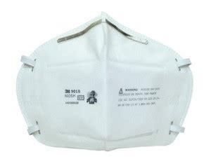 3m 9010 n95 particulate respirator lsh industrial solutions