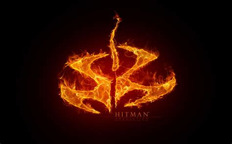 Fires Publicist by Hitman Logo Wallpapers Wallpaper Cave