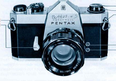Honeywell Pentax Sl Instruction Manual User Manual Free