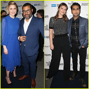Just Call It The Miss Independent Awards by Kate Mckinnon Kumail Nanjiani Spoof Room At Spirit