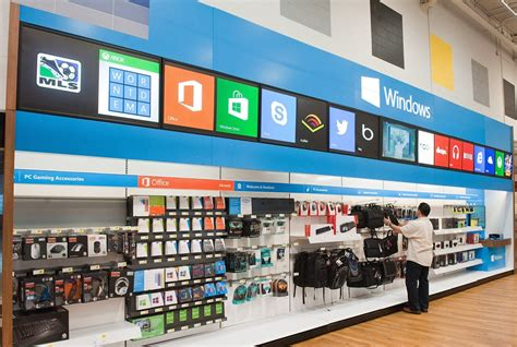 best stores microsoft to set up windows stores in 600 best buy