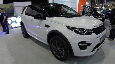 land rover black inside land rover discovery 5 sport 2 black and
