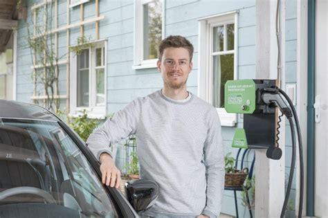 ladestation elektroauto zu hause elektroautos schnell und sauber zu hause laden energy