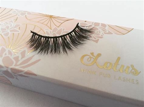 lotus lashes no 504 wispies luxelashes minklashes