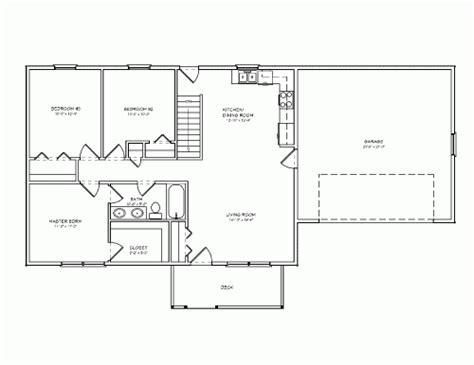 rustic slab house plans planos de casa estilo cestre
