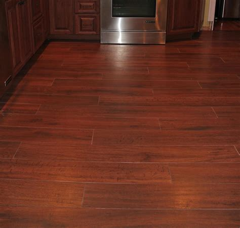 Wood Plank And Tile