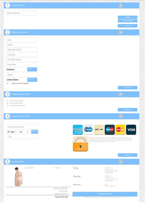payment page html template free html5 css3 checkout forms templates 2017 dezignhd