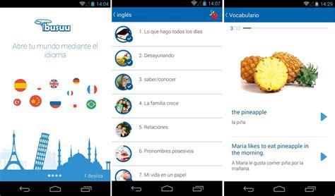 aprender las mejores aplicaciones las mejores aplicaciones para aprender idiomas con tu android noticias android adicto al