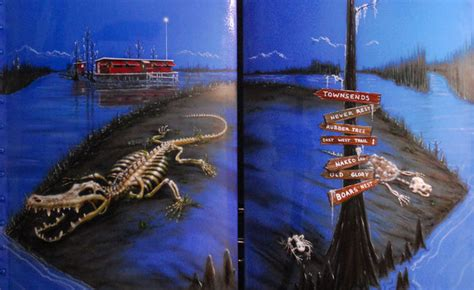 airboat rudders rudder art southern airboat picture gallery archives