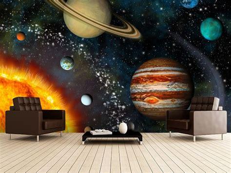 solar system room 3d solar system wall mural 3d solar system solar system and room set