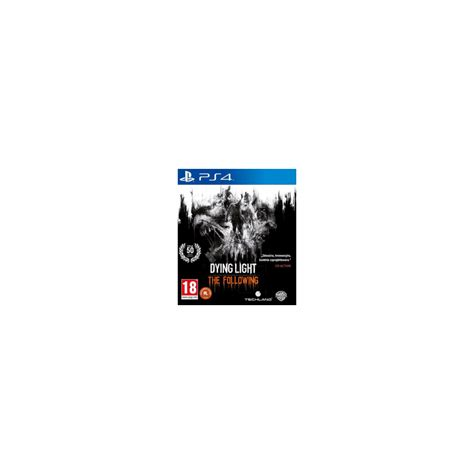 dying light console dying light the following pol nowa ps4 x console sp
