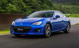 first drive: 2017 subaru brz – review – car and driver