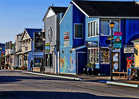 quaint town quaint town by the sea free stock photo public domain