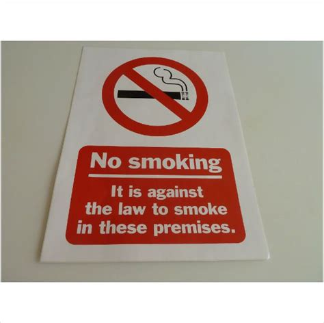no smoking sign a4 size 111 best no smoking images on pinterest no smoking