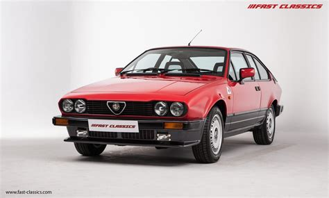 Used Alfa Romeo by Used 1983 Alfa Romeo Gtv For Sale In Surrey Pistonheads
