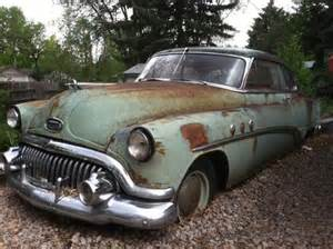 52 Pontiac For Sale 52 Buick Special 2dr Hardtop The H A M B