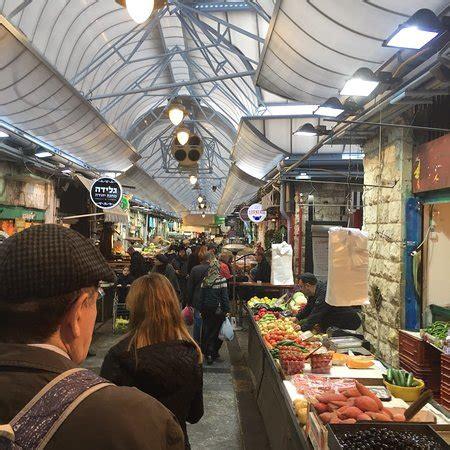 mahane yehuda market (jerusalem) all you need to know