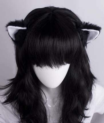 Cat Ear Hair Clip 17 best images about cat ears headband on cats