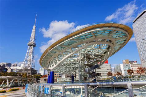 Tv Nagoya 21 Inch oasis 21 in nagoya editorial photography image of ground 39464327