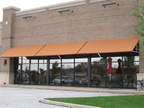 Cloth Awnings by Canvas Awnings Awnings All Awnings