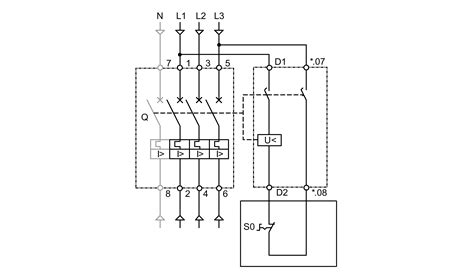 wiring diagram for shunt trip breaker 37 wiring diagram
