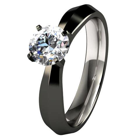 best 25 titanium engagement rings ideas on