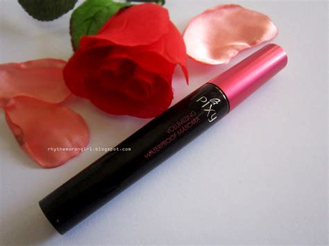Mascara Waterproof Murah review pixy volumizing waterproof mascara murah tapi