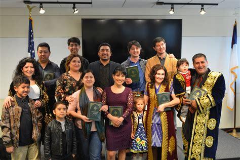 uzbek vocabulary learn101org texas baptists texas baptists host historic presentation